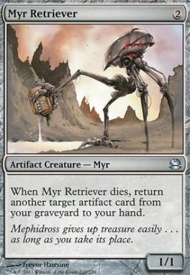 Modern Masters: Myr Retriever