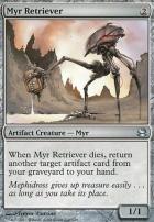 Modern Masters Foil: Myr Retriever