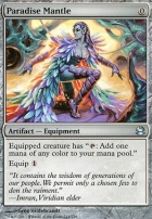 Modern Masters Foil: Paradise Mantle