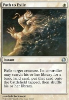 Modern Masters Foil: Path to Exile