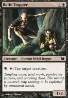 Modern Masters Foil: Rathi Trapper