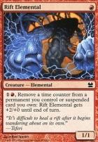 Modern Masters: Rift Elemental