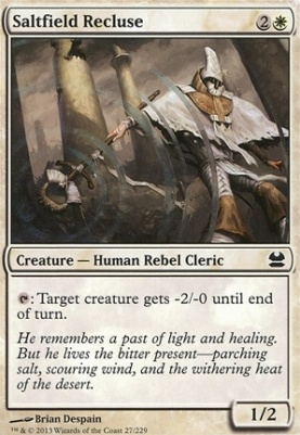 Modern Masters: Saltfield Recluse