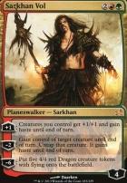 Modern Masters: Sarkhan Vol