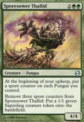 Modern Masters: Sporesower Thallid