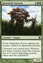 Modern Masters Foil: Sporoloth Ancient