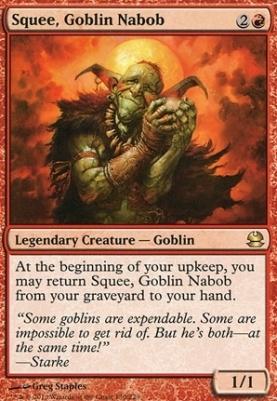Modern Masters: Squee, Goblin Nabob