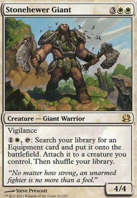 Modern Masters: Stonehewer Giant