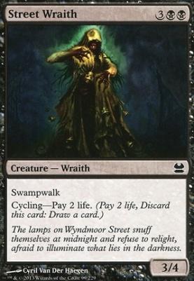 Modern Masters: Street Wraith