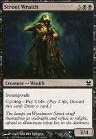 Modern Masters Foil: Street Wraith