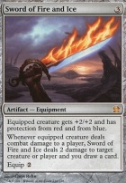 Modern Masters: Sword of Fire and Ice