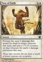 Modern Masters Foil: Test of Faith