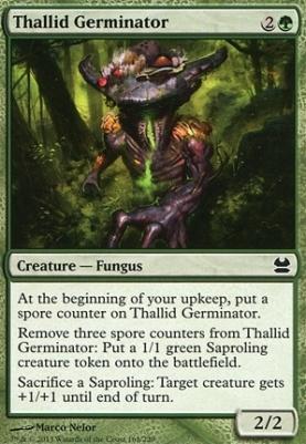 Modern Masters: Thallid Germinator