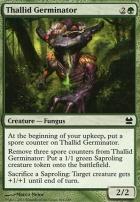 Modern Masters Foil: Thallid Germinator