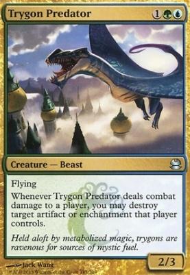 Modern Masters Foil: Trygon Predator