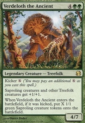 Modern Masters: Verdeloth the Ancient
