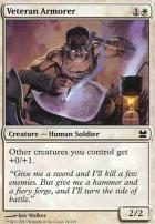 Modern Masters Foil: Veteran Armorer