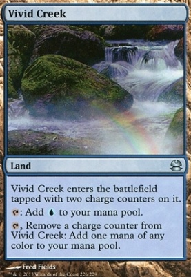 Modern Masters Foil: Vivid Creek