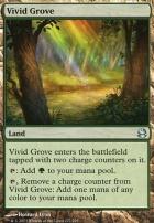 Modern Masters Foil: Vivid Grove