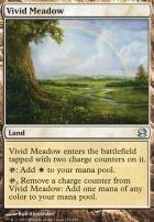 Modern Masters Foil: Vivid Meadow