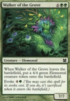 Modern Masters Foil: Walker of the Grove