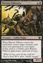 Modern Masters Foil: Warren Pilferers