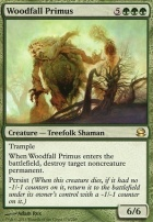 Modern Masters: Woodfall Primus
