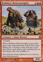 Morningtide: Boldwyr Heavyweights