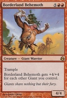 Morningtide: Borderland Behemoth