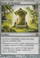 Morningtide Foil: Door of Destinies