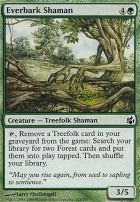 Morningtide Foil: Everbark Shaman