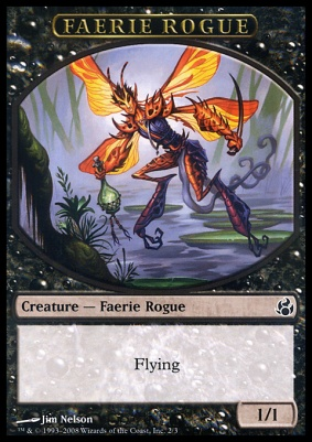 Morningtide: Faerie Rogue Token