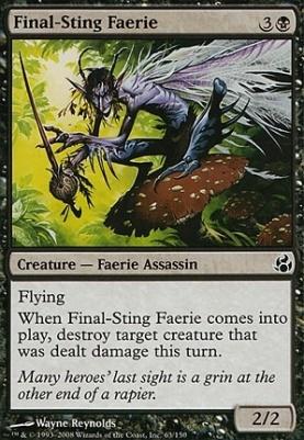 Morningtide: Final-Sting Faerie