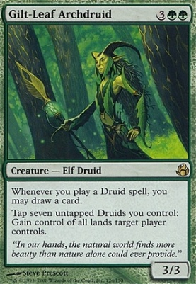 Morningtide: Gilt-Leaf Archdruid