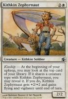 Morningtide: Kithkin Zephyrnaut