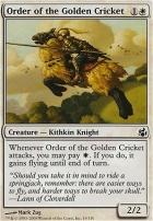 Morningtide: Order of the Golden Cricket