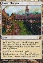 Morningtide Foil: Rustic Clachan