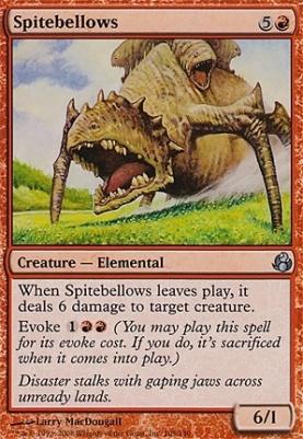Morningtide: Spitebellows