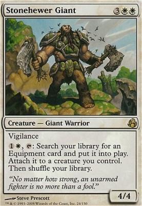 Morningtide: Stonehewer Giant