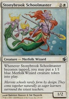 Morningtide Foil: Stonybrook Schoolmaster