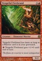 Morningtide: Vengeful Firebrand