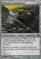 Morningtide: Veteran's Armaments