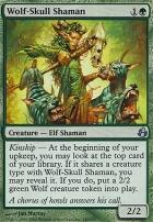 Morningtide: Wolf-Skull Shaman