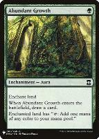Mystery Booster/The List: Abundant Growth