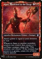 Mystery Booster/The List: Anax, Hardened in the Forge