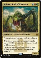 Mystery Booster/The List: Animar, Soul of Elements