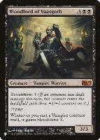 Mystery Booster/The List: Bloodlord of Vaasgoth