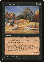 Mystery Booster/The List: Extinction