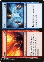 Mystery Booster/The List: Fire // Ice