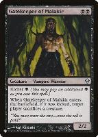 Mystery Booster/The List: Gatekeeper of Malakir